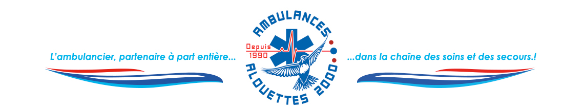 Ambulances Alouettes 2000